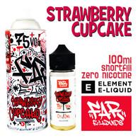 Strawberry Cupcake - Far e-liquids by ELEMENT - 100ml