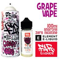 Grape Vape - Far e-liquids by ELEMENT - 100ml
