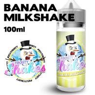 Banana Milkshake - Frosty Shakes e-liquid - 70% VG - 100ml