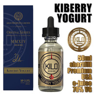 Kiberry Yogurt - Kilo e-liquid - 70% VG - 50ml