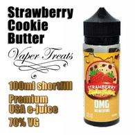 Strawberry Cookie Butter
