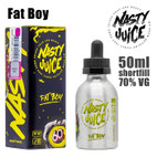 Fat Boy - Nasty e-liquid - 70% VG - 50ml