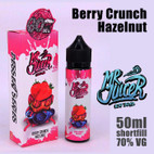 Berry Crunch Hazelnut - Mr Juicer e-liquid - 70% VG - 50m