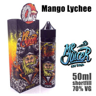 Mango Lychee - Mr Juicer e-liquid - 70% VG - 50ml