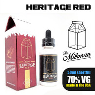 Red by The Milkman Heritage – 70% VG – 50ml