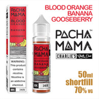 Blood Orange Banana Gooseberry - PACHA MAMA eliquids - 50ml