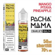 Mango Pitaya Pineapple - PACHA MAMA eliquids - 50ml