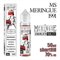 Ms Meringue 1991 - Charlies Chalk Dust e-liquid - 50ml