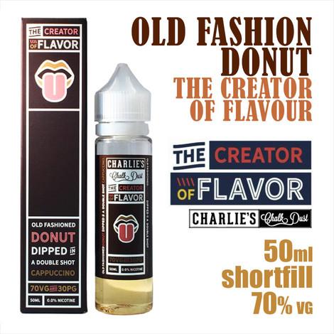 Old Fashion Donut The Creator of Flavour e-liquid - 50ml