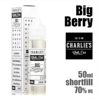 Big Berry - Charlies Chalk Dust e-liquids - 50ml
