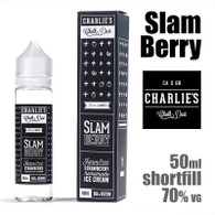 Slam Berry - Charlies Chalk Dust e-liquids - 50ml