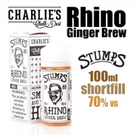Rhino Ginger Brew - Stumps eliquid by Charlies Chalk Dust