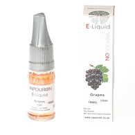 VapourOn E-liquid - Grapes