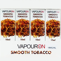 Smooth Tobacco - VapourOn eLiquid - 10ml