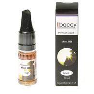 iBaccy E-Liquid - Mint MB