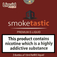 Strawberry - 30ml - Smoketastic eLiquid