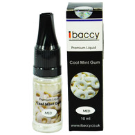 iBaccy E-Liquid - Cool Mint