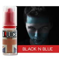 T-Juice Premium E-Liquid - Black and Blue