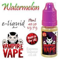 Watermelon - Vampire Vape 40% VG e-Liquid - 10ml