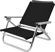 Beach Chair - Black