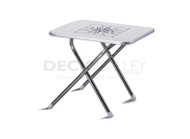 Forma Marathon 59x48cm Deck Table - White