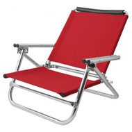 Beach Chair - Red