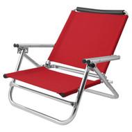 Beach Chair - Red : ocho beach chairs - Cheerinfomania.Com
