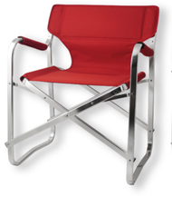 Sophiste Deck Chair – Red