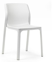 Nardi Bit Deck Chair - White