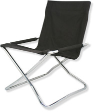 Aviator Deck Chair – Black