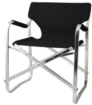 Deck&Galley Deck Chair – Black