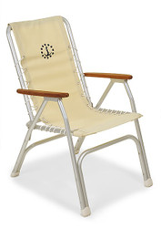 Forma Marathon Deck Chair – Off White