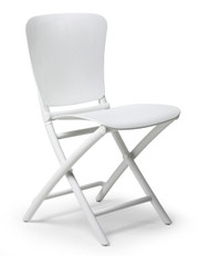 Nardi Zac Classic Deck Chair - White