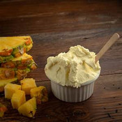Fresh island pineapple accented with sweet coconut and vanilla bean.
