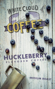 Special delicate tiny berries found in high altitude in the shadows of glaciers in the Rocky Mountains.  It's tart, sweet & flavorful making a superb addition to our coffee.  Enjoy a Rocky Mountain treat with this flavored medium roast.   100% Arabica beans.