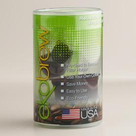 •Made of BPA-free plastic •Designed for use with Keurig single serve brewers •Reuseable •Dishwasher safe