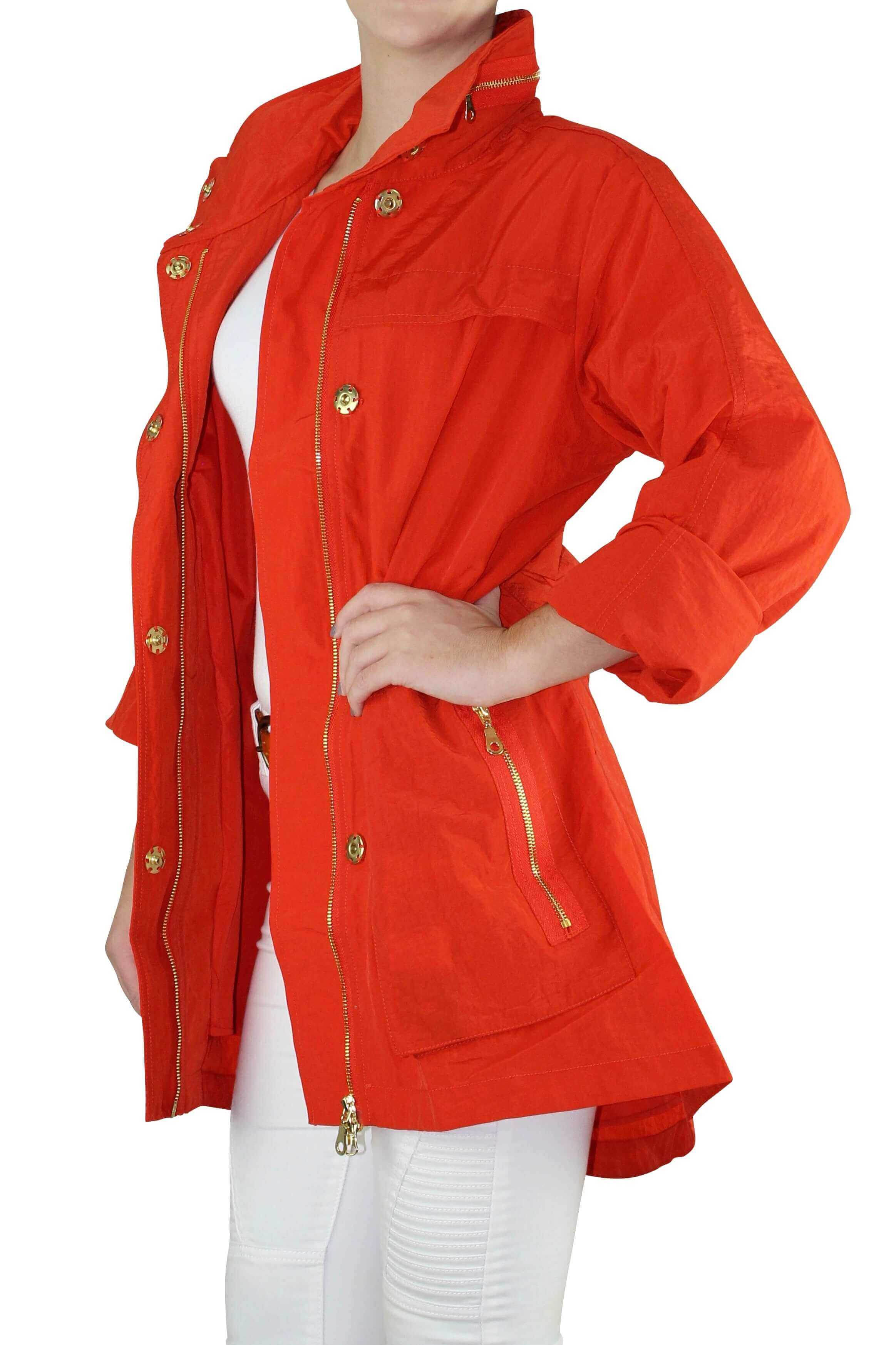 Poinciana Light Jacket