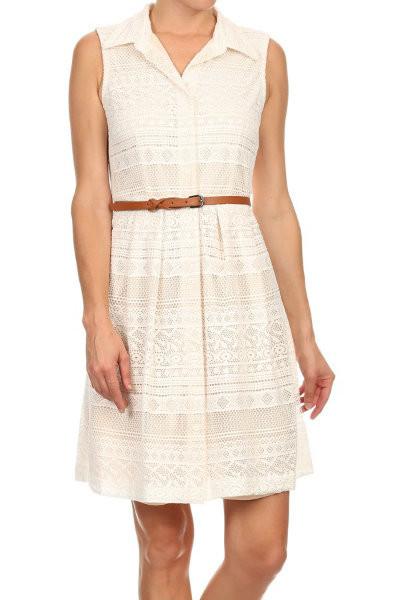 Chic Lace Dress