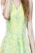 Jacquard Fit & Flare Dress