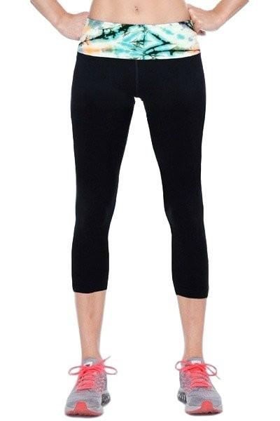 61d175b5e788a Blue Tie Dye Yoga Pants | Shop Women's Activewear