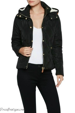 Fitted Black Women's Jacket