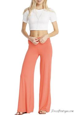 Coral Lounge Pants