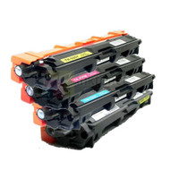 Brother TN221BK Compatible Cartridge Set (4 Colours) (TN221-SET)