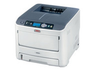 OKI C610n Color Laser Printer