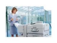 OKI C9650hn Color Signage Printer