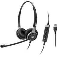 Sennheiser Century SC 660 Wired USB Duo Headset - MS (504553)