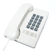 Harmony Analog Desk Phone - White (01053-WH)
