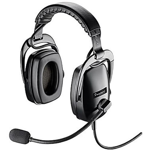 Plantronics SHR2073-01 Rugged Dual Channel Aviation Headset (92073-01)