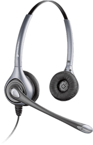 Plantronics MS260 Binaural Aviation Headset (92381-01)