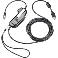 Plantronics Plantronics SHS 2371 Headset Adapter - USB - Portable (92371-01)